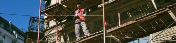 Construction worker on scaffolding re IR35 rules April 2021